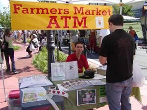 Farmers Market ATM